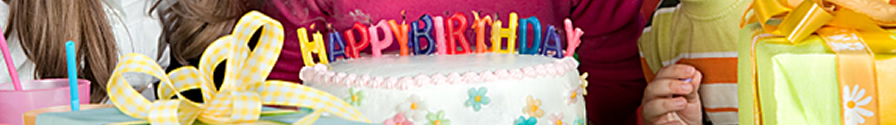 kids party banner